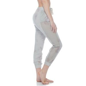 Free People Movement Invigorate Mesh Jogger Pants